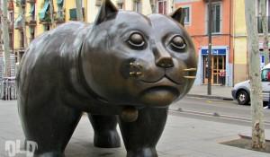 Gato, Fernando Botero