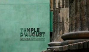 MUHBA Temple d'August