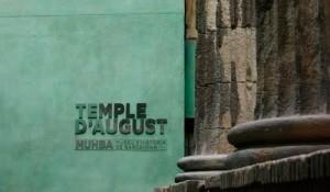 MUHBA Templo de Augusto