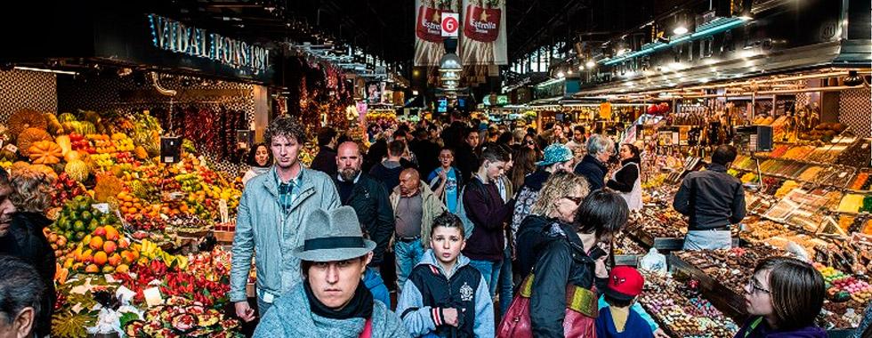 La Boquería, el mejor mercado del mundo