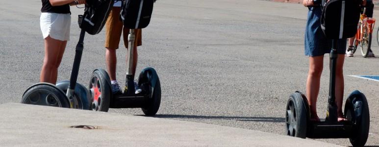 Los vehículos de movilidad personal no podrán circular por la acera